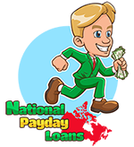 National Pay Day Loans Logo